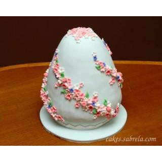 П-21 Торт пасхальное яйцо