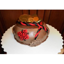 ПР 037 Торт с манетми