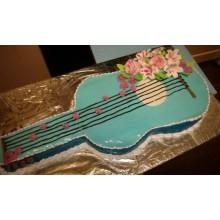 ПР 055 Торт гитара