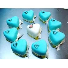 КП 222 Пирожные сердечки