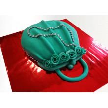 ПР 015 Торт сумочка