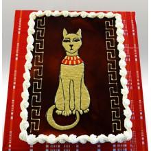 ПР 016 Торт с пантерой
