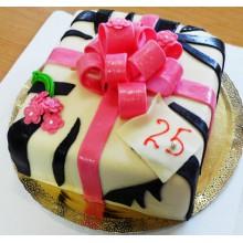 ПР 018 Торт с бантом