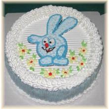 ДТ 034 Торт с зайцем