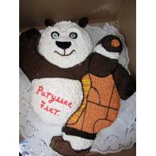 ДТ 038 Торт кунг фу панда