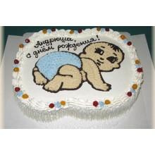 ДТ 008 Торт младенец