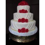 СВ 049 Торт свадебный многоэтажный