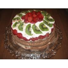 ДМ 002 Торт фруктовый