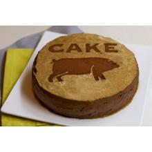ДМ 011 Торт кофейный