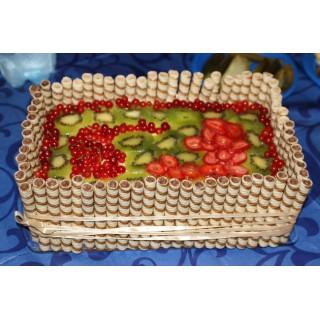 ДМ 019 Торт фруктовый