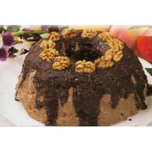 ДМ 020 Торт шоколадный с орехами