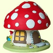 ДТ 013 Торт гриб
