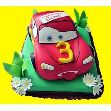 ДТ 017 Торт машинка