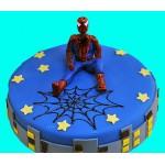 ДТ 018 Торт с человеком-пауком