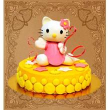 ДТ 022 Торт с киской