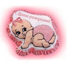 ДТ 025 Торт младенец