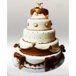 СВ 015 Торт свадебный (роскошный)