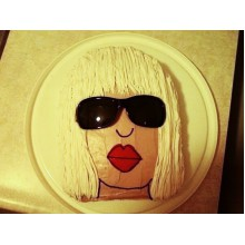 ПР 011 Торт Леди Гага