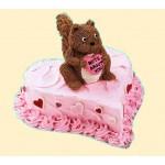 РМ 007 Торт с мишкой