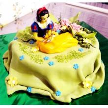 ДТ 022 Торт белоснежка