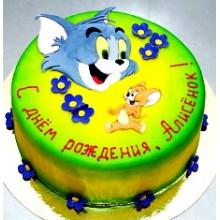 ДТ 04 торт Том и Джерри