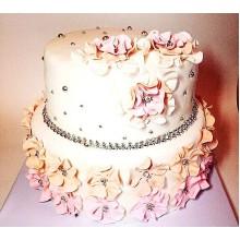 СВ 03 Торт постельно-розовый