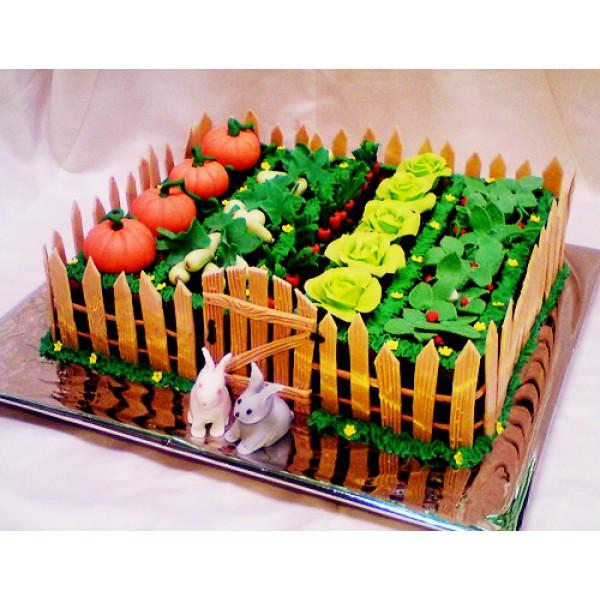 чувствуют надежду, бабушке торт огород мк прилета