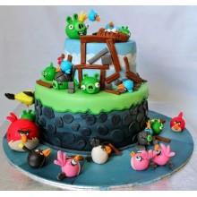 Торт Angry Birds (3060)