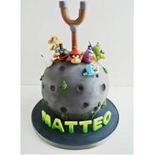 Торт Angry Birds (3062)