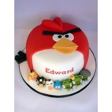 Торт Angry Birds (3066)
