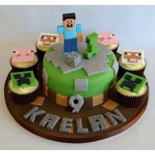 Торт Minecraft (3068)