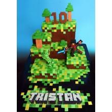Торт Minecraft (3069)