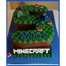 Торт Minecraft (3070)