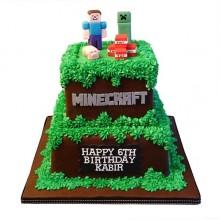 Торт Minecraft (3071)