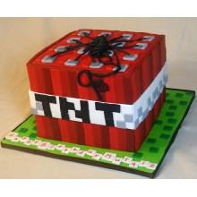 Торт Minecraft (3080)