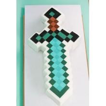 Торт Minecraft (3081)