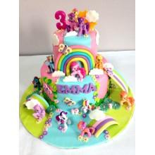 Торт My Little Pony (3102)