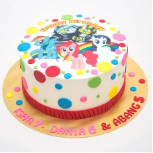 Торт My Little Pony (3105)