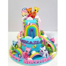 Торт My Little Pony (3106)
