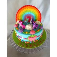 Торт My Little Pony (3112)