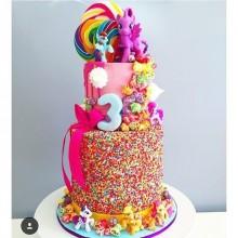 Торт My Little Pony (3114)