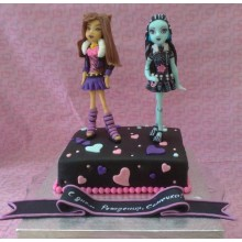 Торт Monster High (3116)