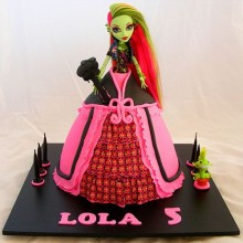 Торт Monster High (3120)