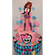 Торт Monster High (3121)