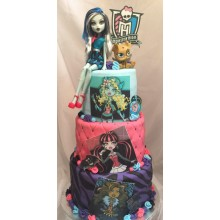 Торт Monster High (3134)