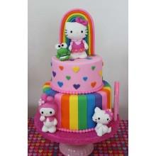 Торт Hello Kity (3156)