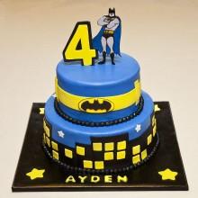 Торт Бетмен (3197)