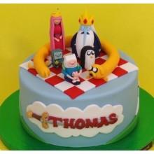 Торт Время приключений (3219)
