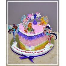 Торт Винкс (3231)