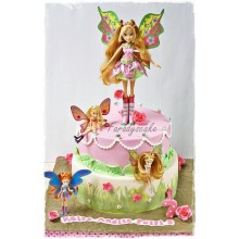 Торт Винкс (3234)